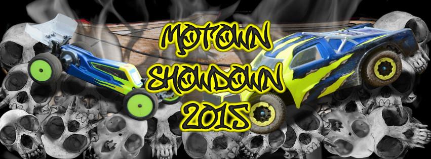 Motown Showdown 2015 @ Modesto RC Raceway