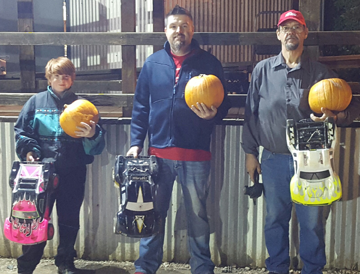Things To Do In Modesto >> Spooktacular Challenge 2015 results | Modesto RC Raceway